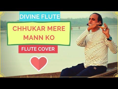 Chhukar Mere Mann Ko / Flute Cover / Divine Flute / Naresh Thakkar / Instrumental