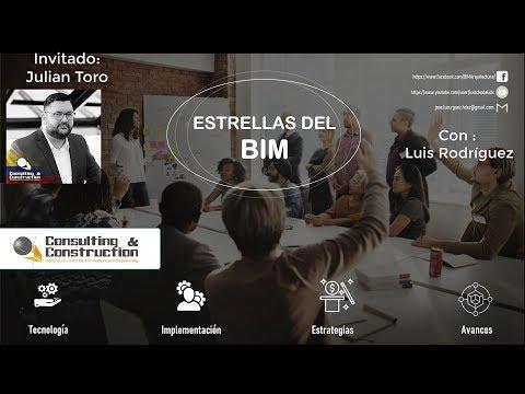 Estrellas del BIM con Julian Toro Consulting and Construction