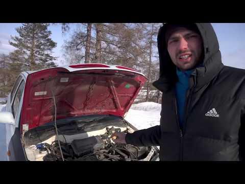 Nissan Marc K11 обзор маленького внедорожника
