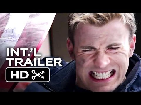 Captain America: The Winter Soldier International Trailer #1 (2014) - Marvel Movie HD