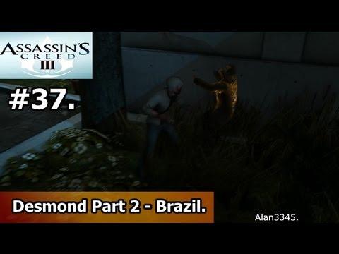 37. AC3 Walkthrough - Desmond Part 2 - Brazil (PC Max Settings) [HD]