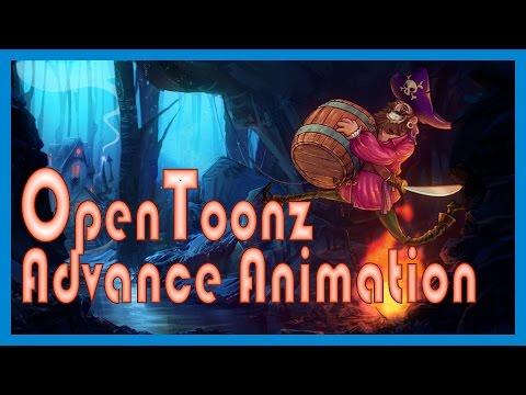 OpenToonz : Advance Animation & Compositing