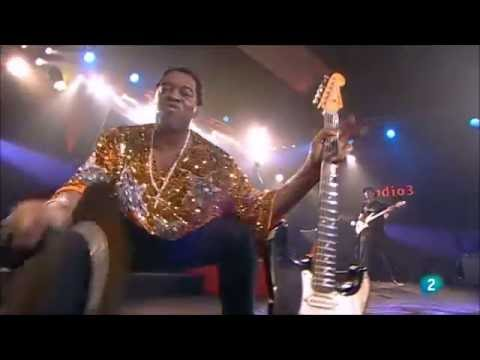 """CARVIN JONES """"THE Carvinator""""/ """"The King of The Strings"""""""