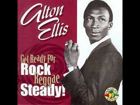Alton Ellis - Tumbling Tears