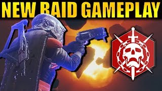 Destiny 2: NEW RAID GAMEPLAY! Fixed Leveling System, Beta Loot Drops!