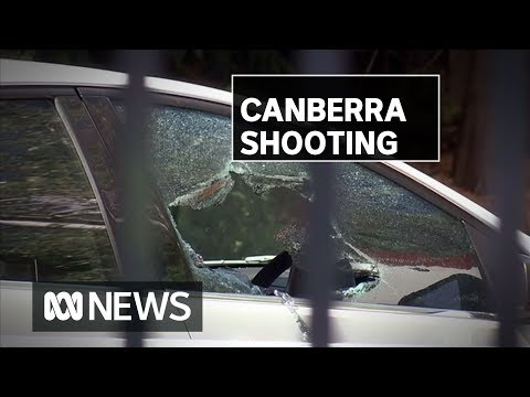 Woman Shot In Canberra's Inner South, ACT Police Hunt Man Who Fled Scene | ABC News