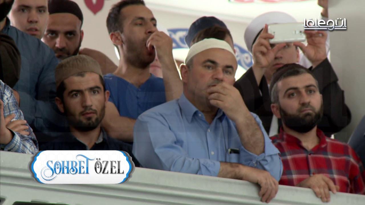 Huzurlu Gönüller Sohbeti - Cübbeli Ahmet Hoca Lâlegül TV