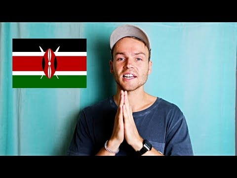I LOVE KENYA 🇰🇪(One day in Nairobi)