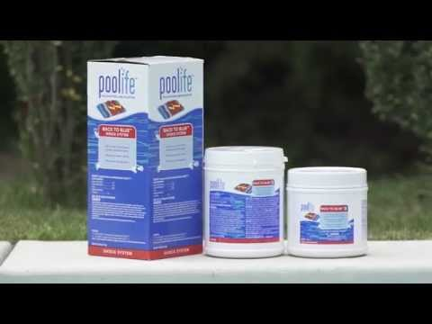 poolife® Back to Blue® System