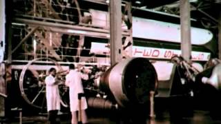 Steps to Saturn - Part 1 (Historic NASA Documentary on the Beginning of America
