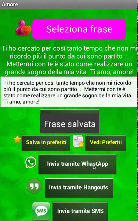 Frasi Per Whatsapp Disponibile Su Playstore Youtube