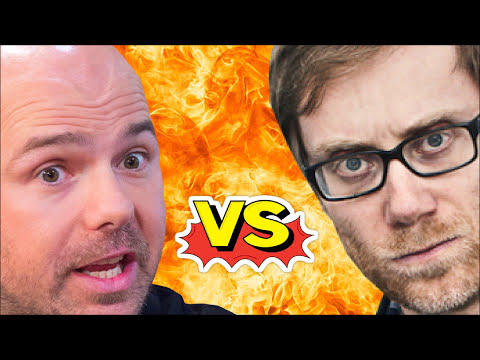 Karl VS Steve Most Savage ROASTS
