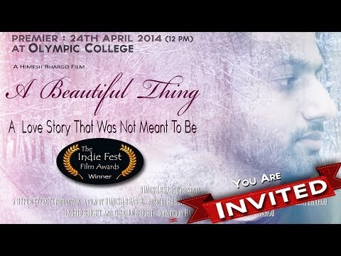 Olympic College Bremerton | Film Premiere | A Beautiful Thing | Independent Film