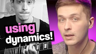 Using DYNAMICS! (how t๐ get good at music)