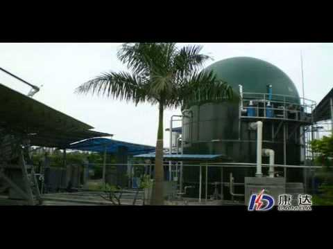 Turning Waste into Energy--Biogas Production and Power Generation