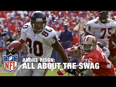 Andre Rison Talks About Swagger | NFL