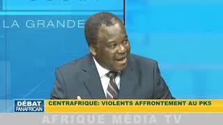 INSECURITE A BANGUI LA REACTION DU Dr BEKIMA SUR AFRIQUE MEDIA