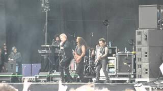 Billy Idol - Flesh For Fantasy, live @ Download Festival 2015