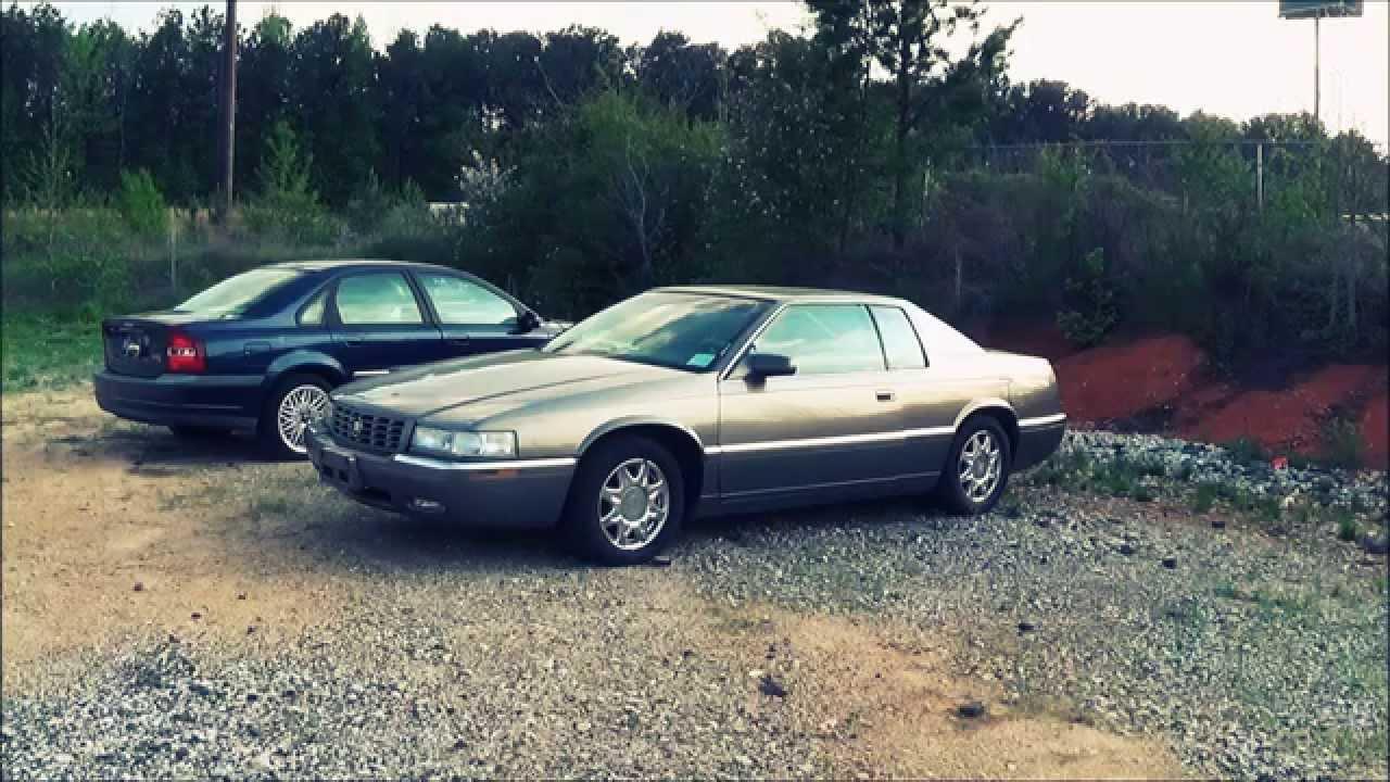 1998 Cadillac Eldorado-2 door coupe from General Motors - YouTube