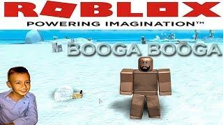 Roblox Live Stream by Steven. Booga Booga