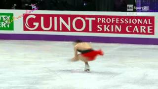 ISU WORLD 2013 - LADIES FP -23/26- Kaetlyn OSMOND - 16.03.2013 オズモンド 検索動画 28