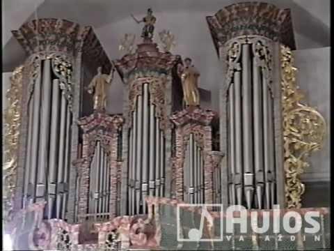 Orgulje kao europska kulturna baština - promocija