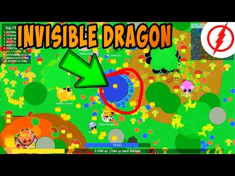 Thumbnail: Mope.io INVISIBLE DRAGON & ELEPHANT GLITCH | The phantoms