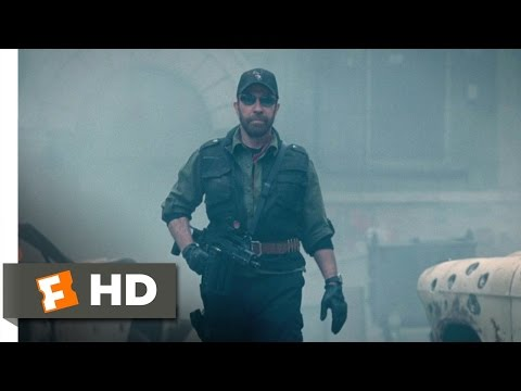 The Expendables 2 (3/8) Movie CLIP - The Lone Wolf (2012) HD