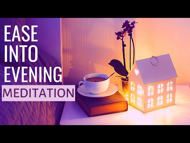 Evening Meditation for Relaxation | Breathing Meditation Before Sleep | Evening Guided Meditation