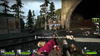Left 4 Dead 2: Road to Nowhere