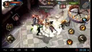 Обзор игры  ** Dungeon Hunter 4 **  для Андроид(, 2013-08-28T16:28:43.000Z)