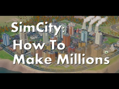 Sim City - From Zero to Silicon Valley - How to make millions with your city! (Part Two)