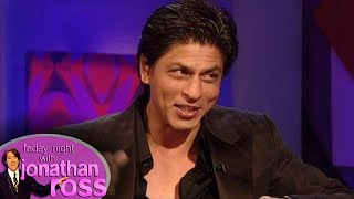 "Shahrukh Khan Has A ""No Kissing"" Contract 