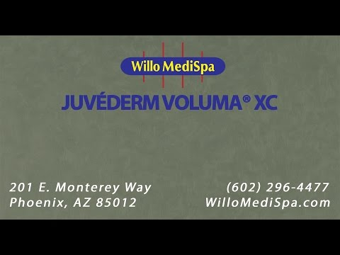 JUVÉDERM Voluma® XC | Willo MediSpa