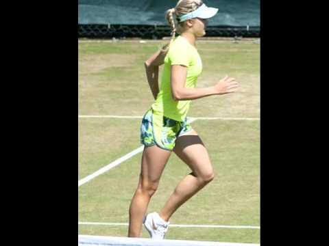 song for Eugenie Bouchard