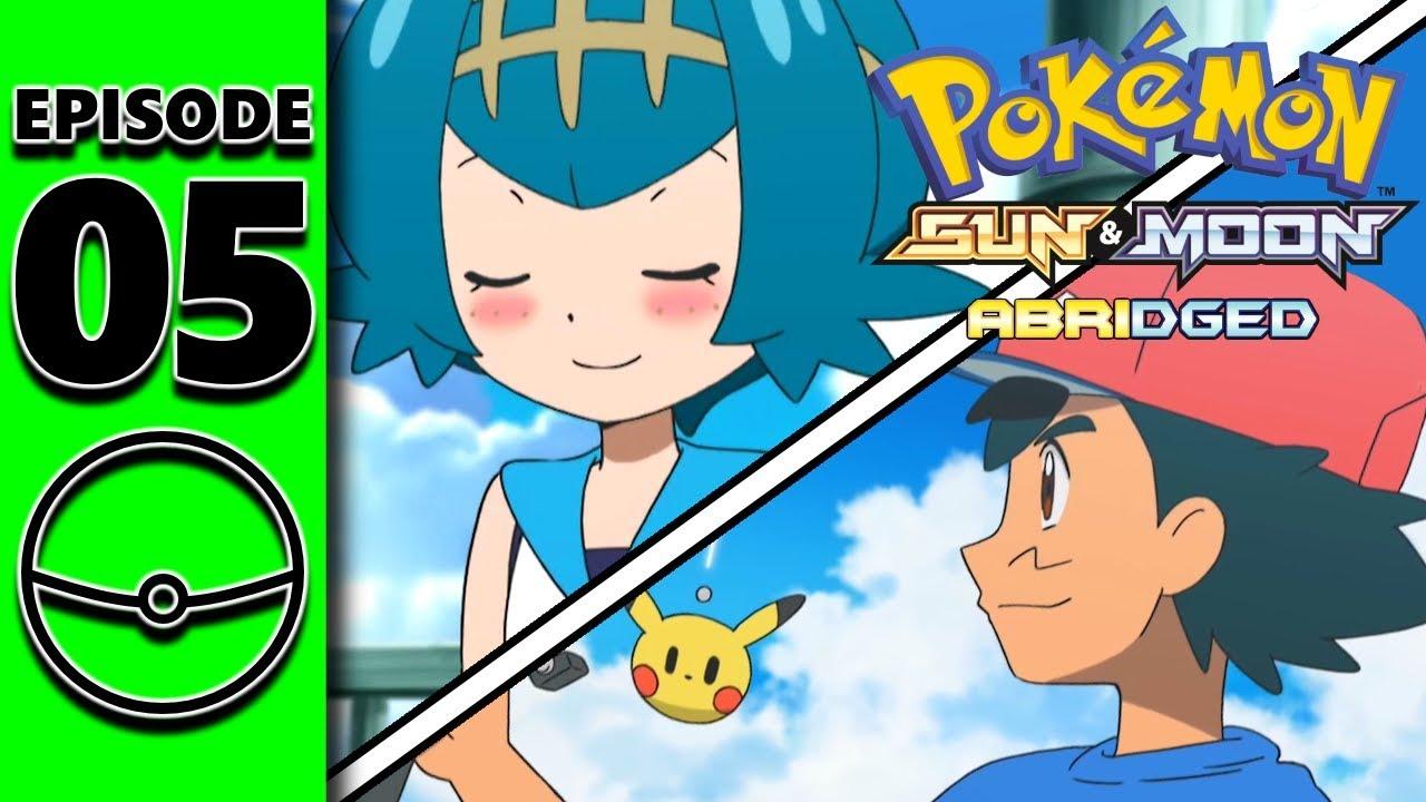 Download Pokémon Sun and Moon Abridged Episode 5: A Ship at Sea - DeWarioFreak