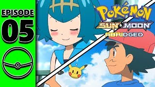 Pokémon Sun and Moon Abridged Episode 5: A Ship at Sea - DeWarioFreak
