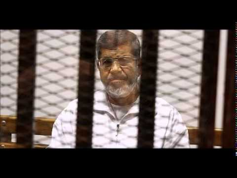 Egypt court sentences Morsi, 4 Brotherhood leaders to death