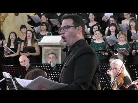 Messa Di Gloria - G. Puccini -  Credo (fragmentos)