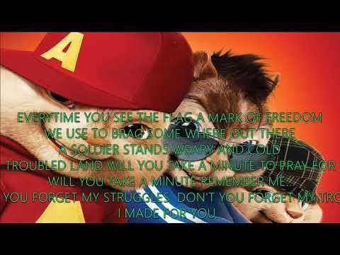 Download PITA–I Am Your Soldier Lyrics(chipmunks version)2017
