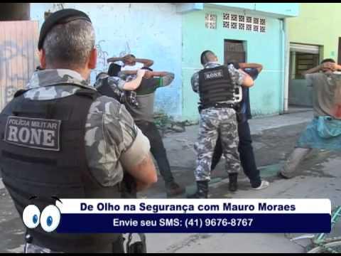 """Matéria """"DE OLHO NA SEGURANÇA COM MAURO MORAES"""" Para O Programa Tô De Olho - CNT  06/09/13"""