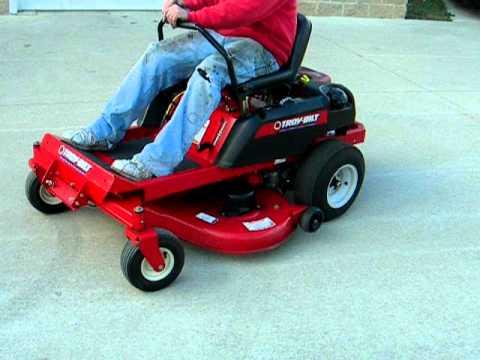 2006 Troy Bilt 42in 19hp Zero Turn Mower 1500 For Sale