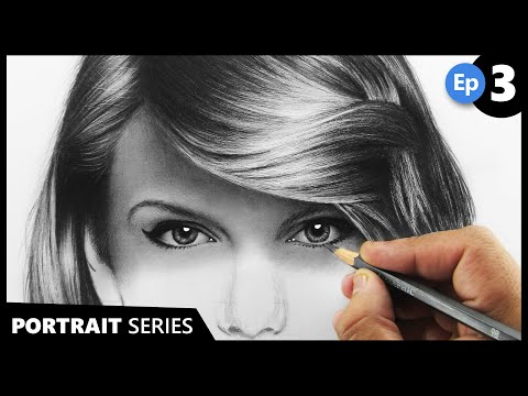 How To SHADE A Portrait | Tutorial For Beginners