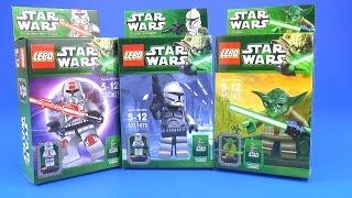 Лего Звездные Войны Минифигурки Сюрприз LEGO Star Wars Surprise Toys Minifigures