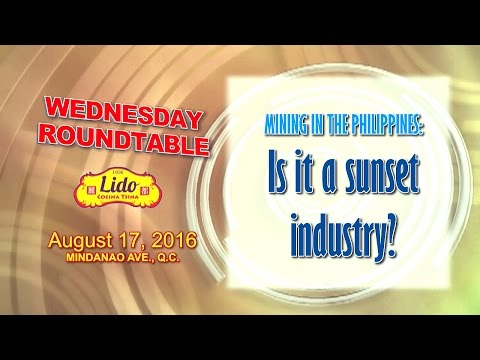 Mining in the Philippines: Sunset Industry?