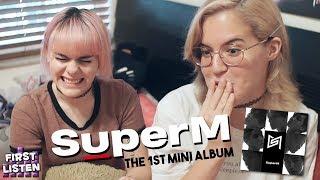 Gambar cover SUPERM 'THE 1ST MINI ALBUM' ★ FIRST LISTEN