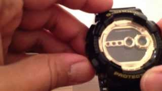 G shock GD100-1DR REVIEW