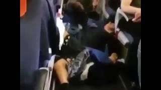 ШОК! Последствия сильной турбулентности на рейсе Москва - Бангкок