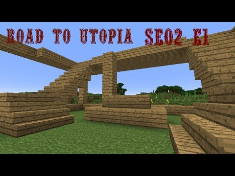 Road to Utopia SE2 E1 Watch me get scared