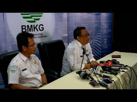 BMKG Imbau Seluruh Pihak Tak Sebarkan Informasi Simpang Siur soal Tsunami Banten Mp3